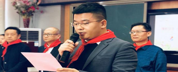 鑫江集团安全防护书包捐赠仪式,完美落幕!